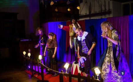 Horror Act The Freak Show Nicky de Jong (2)