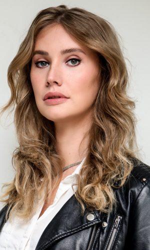 Nicky de Jong - Make-up door Mettina Jager